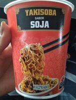 Yakisoba sabor soja - Product - es