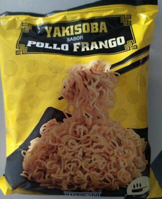 Yakisoba sabor pollo