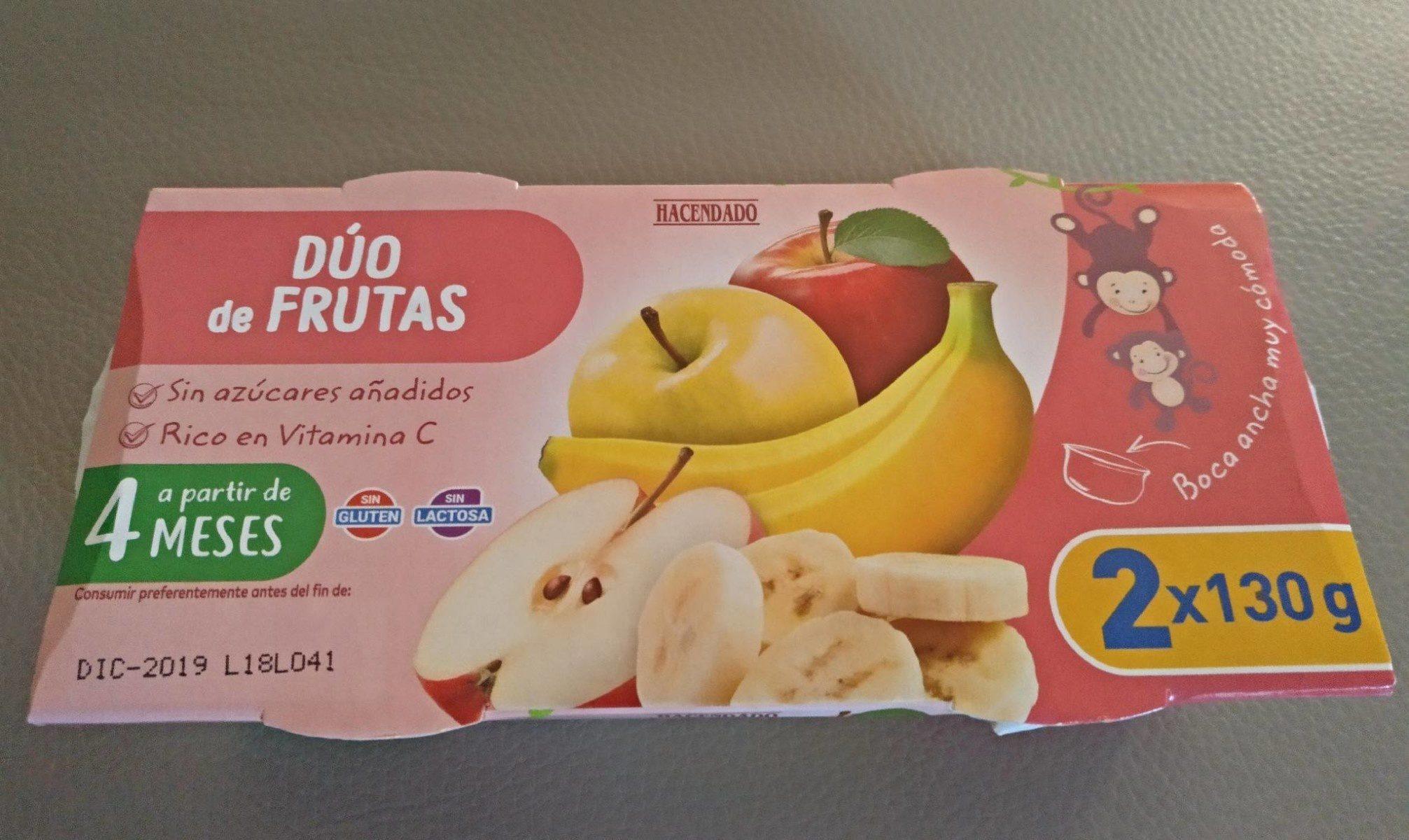 Duo de Frutas - Product
