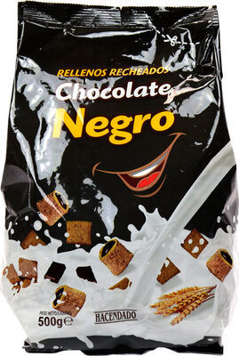 Rellenos chocolate negro - Producte - es