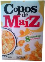Copos de maíz - Producto