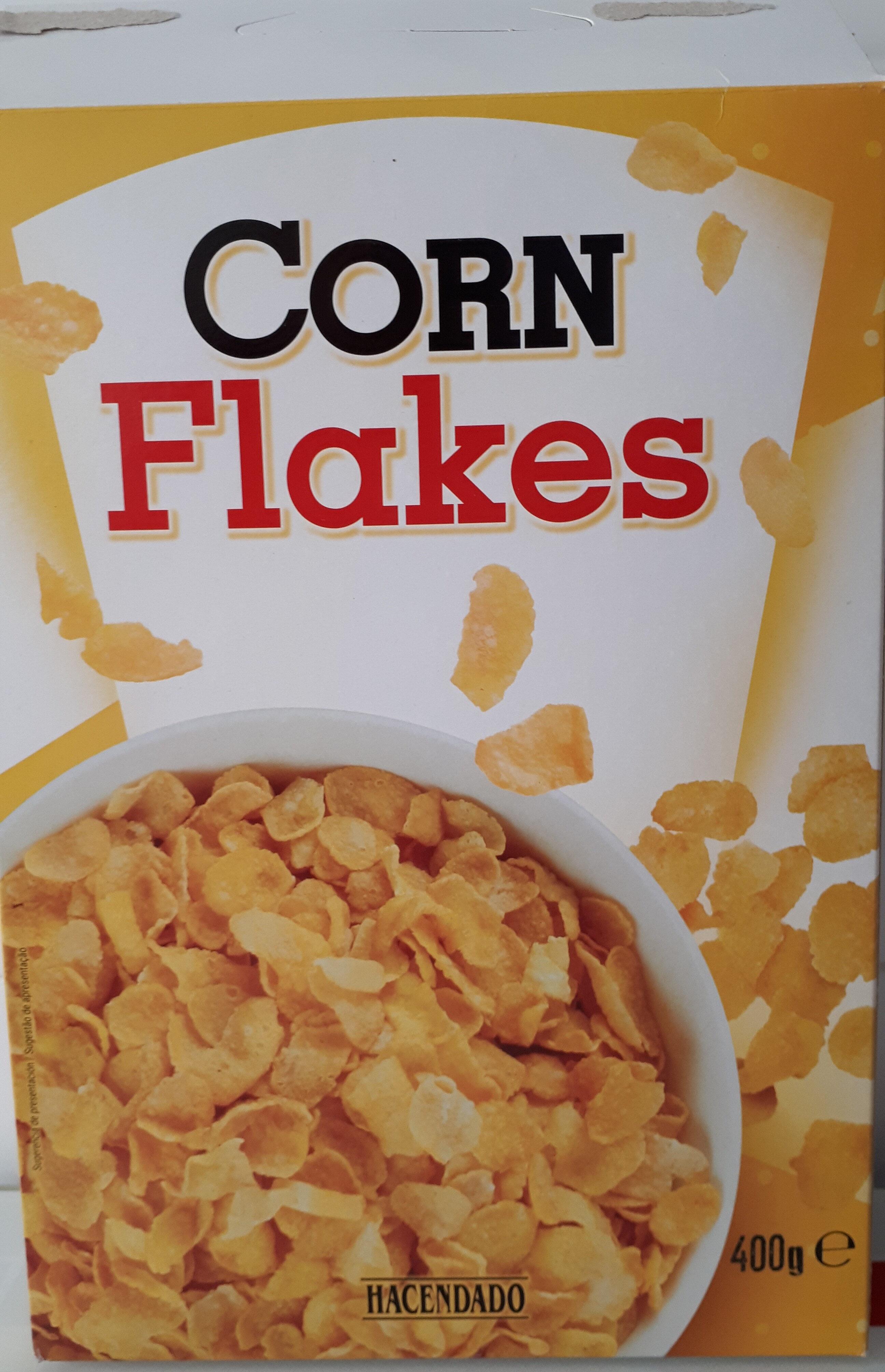 Copos de maíz - Producte - es