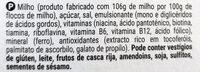 Corn Flakes - Ingredients - pt