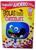 Bolas de cereales recubiertas de chocolate - Producto