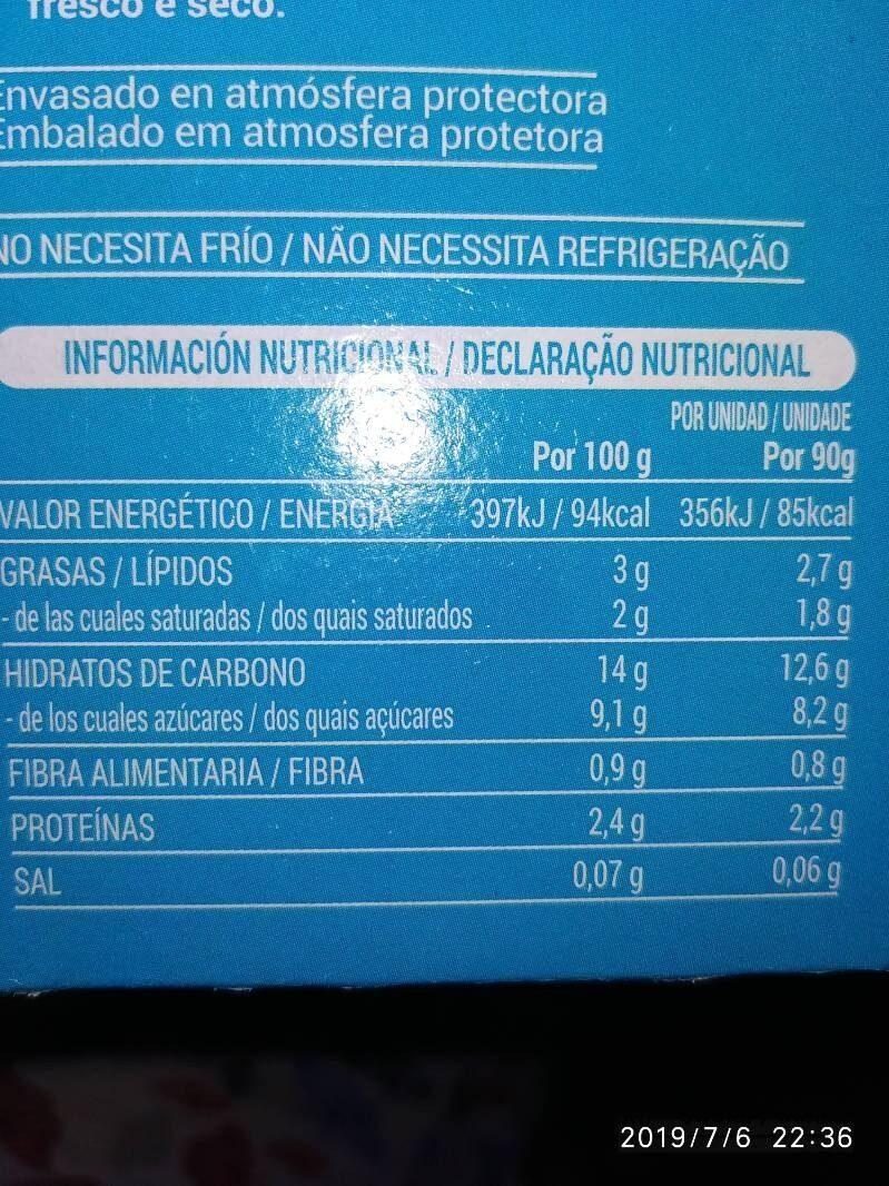 Go-lácteo - Product