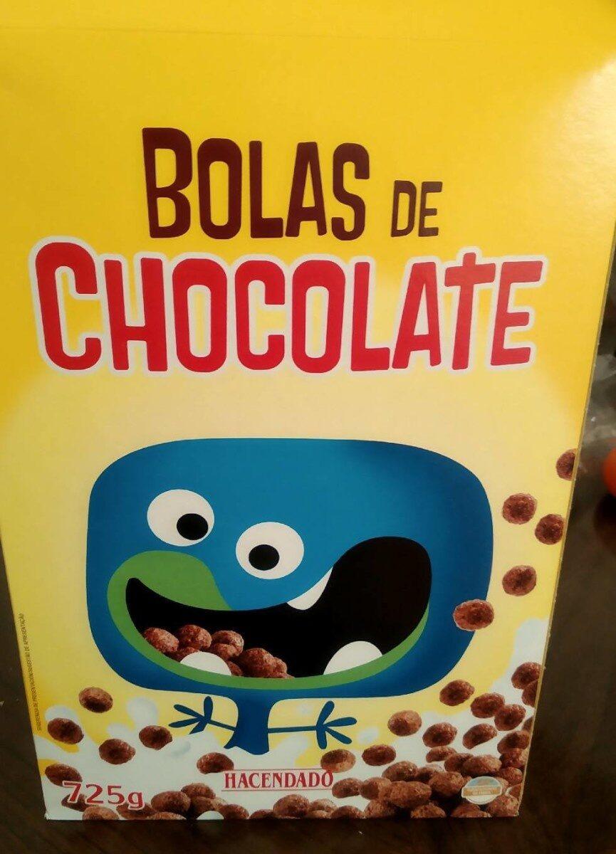 Bolas de chocolate - Producto - es