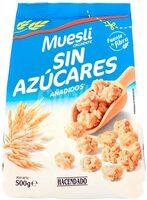 Muesli Crunchy 0% azúcares añadidos - Product