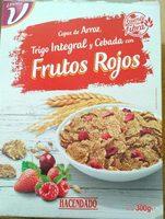 Cereales Frutos Rojos - Produit