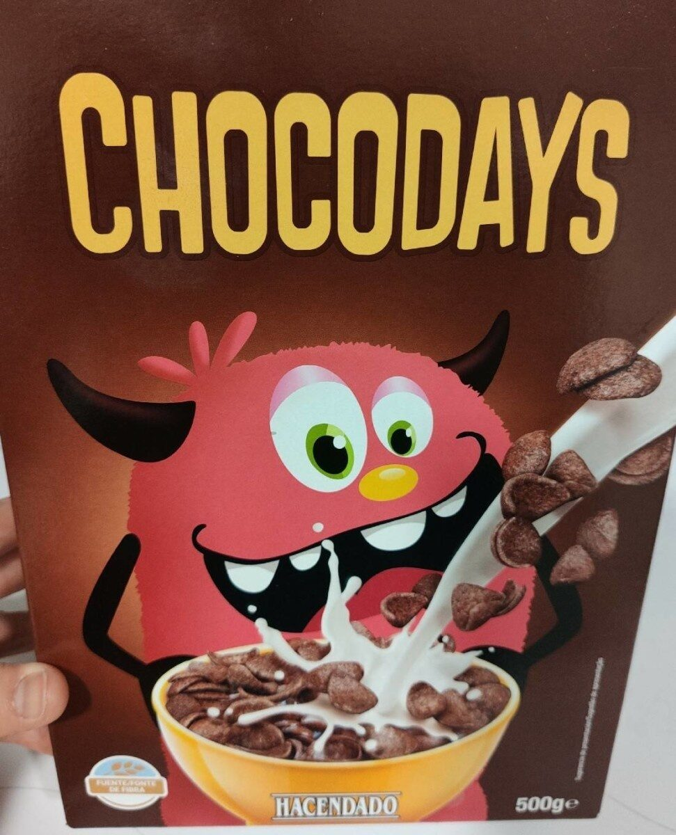 Chocodays - Product