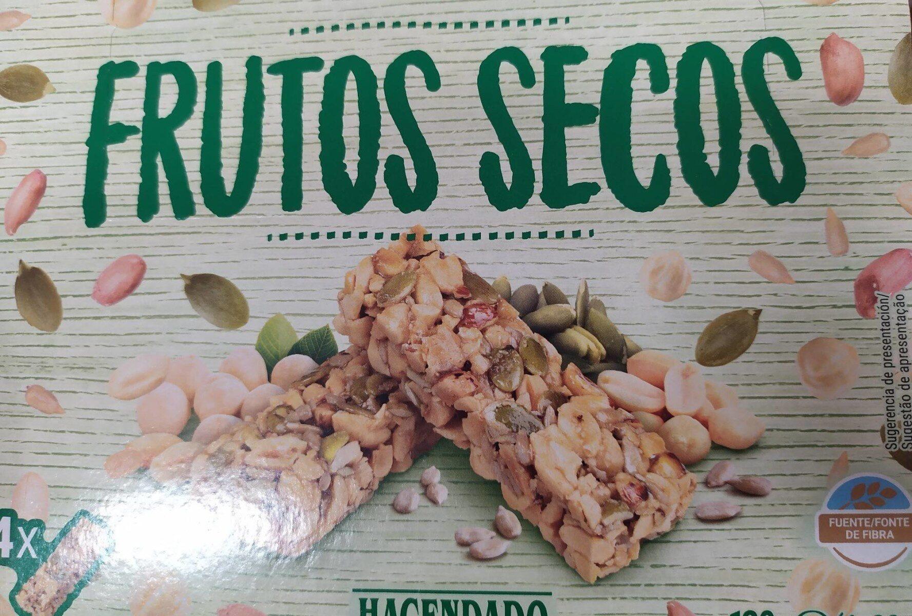 Barritas frutos secos - Producte - es