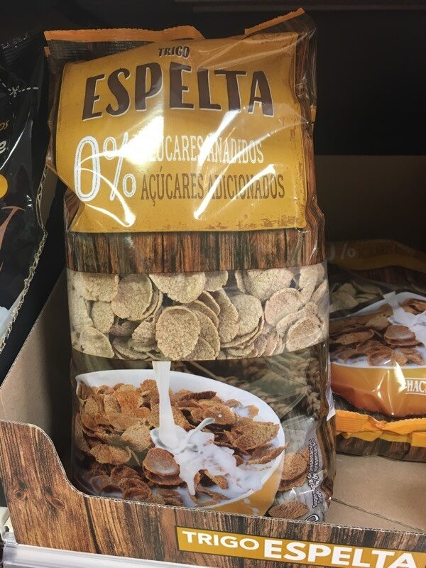 Trigo espelta 0% - Producto - es