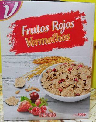 Cereales Frutos Rojos
