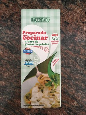 Preparado Para Cocinar - Produkt