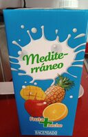 Mediterráneo zumo fruta y leche - Prodotto - es