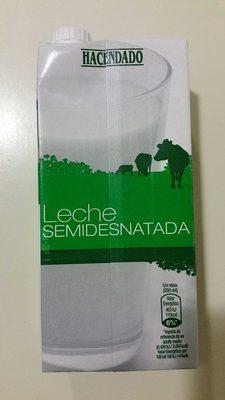 Leche semidesnatada - Producte