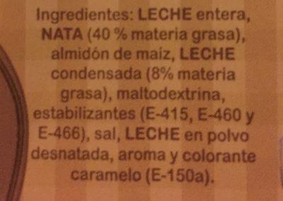 Bechamel - Ingrédients