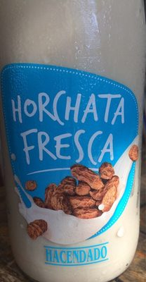 Horchata fresca - Producto - es