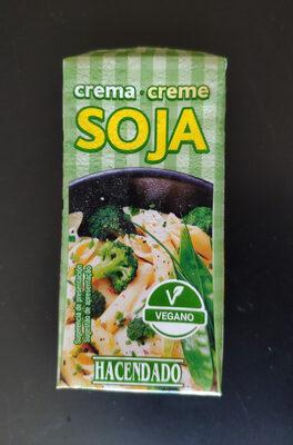 Crema soja - Producte