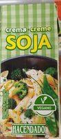 Crema Soja - Product - es