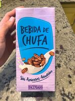 Bebida de chufa sin azúcares añadidos - Producte