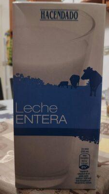Leche entera - Product - es