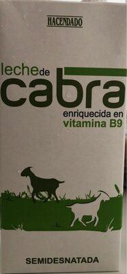 Leche De Cabra - Producto
