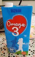 Leche desnatada Omega 3 - Producto