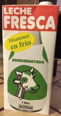 Leche fresca semidesnatada - Product