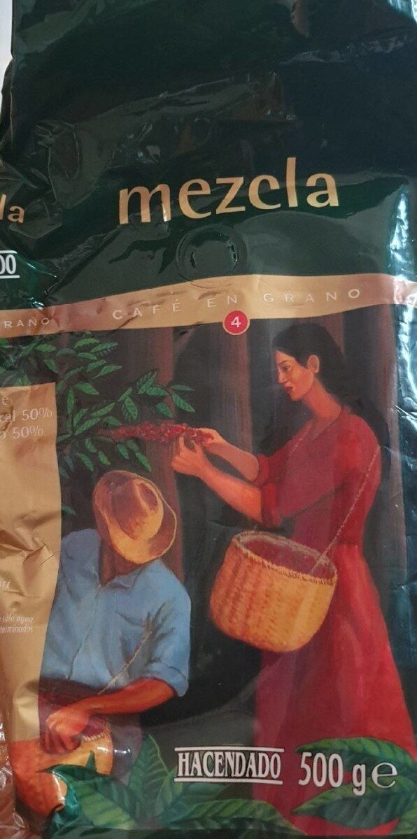 Café mezcla grano - Product - es