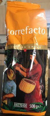 Café torrefacto - Producto