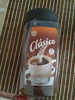 Cafe soluble clasico. Hacendado. - Product