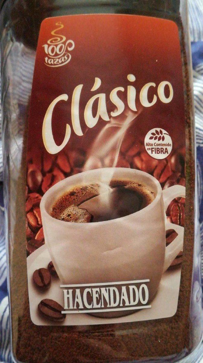 Cafe soluble Clásico - Producto - es