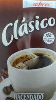 Café soluble clásico - Produit - es