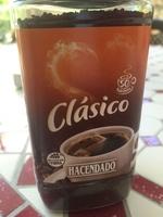 Clasico café soluble - Producte