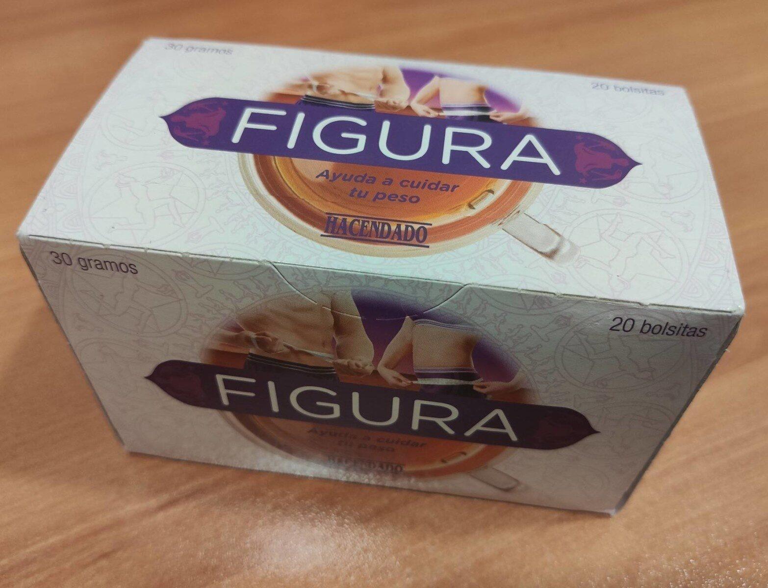 Infusion figura - Producto - es