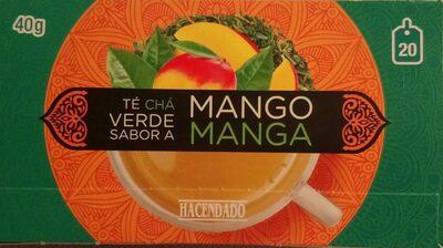 Té verde sabor mango