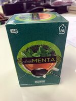 Té verde menta - Product - es