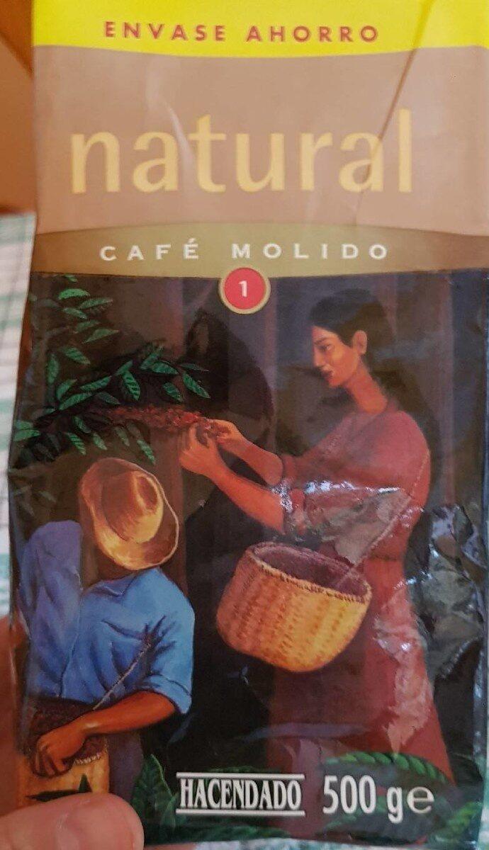 Natural, Café Molido - Product - es