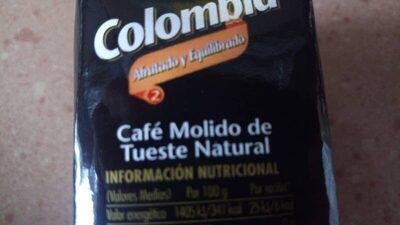 Café Molido De Tueste Natural - Ingredientes