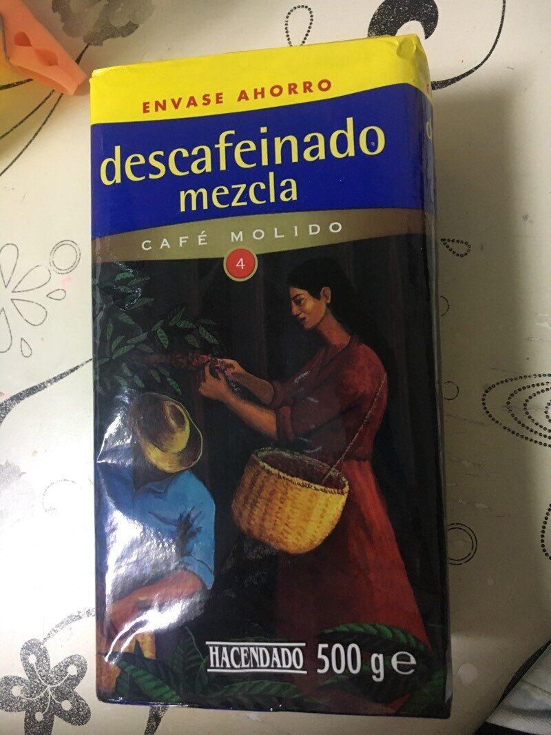 Café descafeinado mezcla - Product