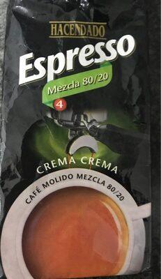 Expresso Mezcla 80/20