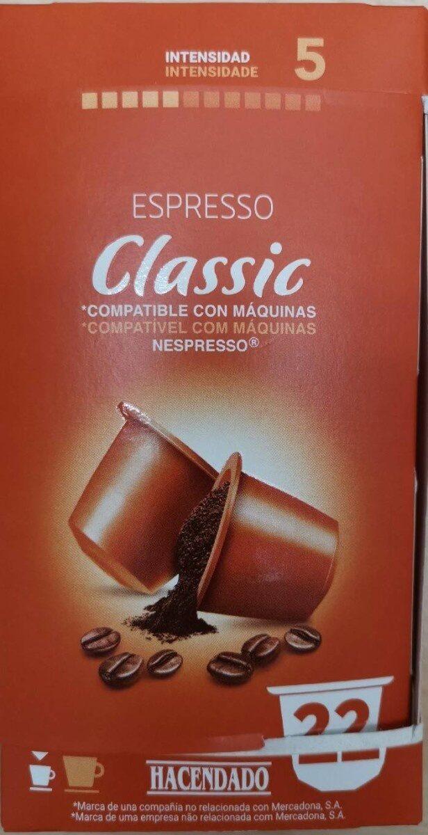 Espresso classic - Product - es