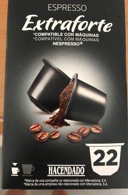 Cafe Espresso Extrafuerte