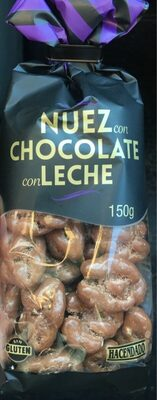 Nuez con chocolate con leche - Product - es
