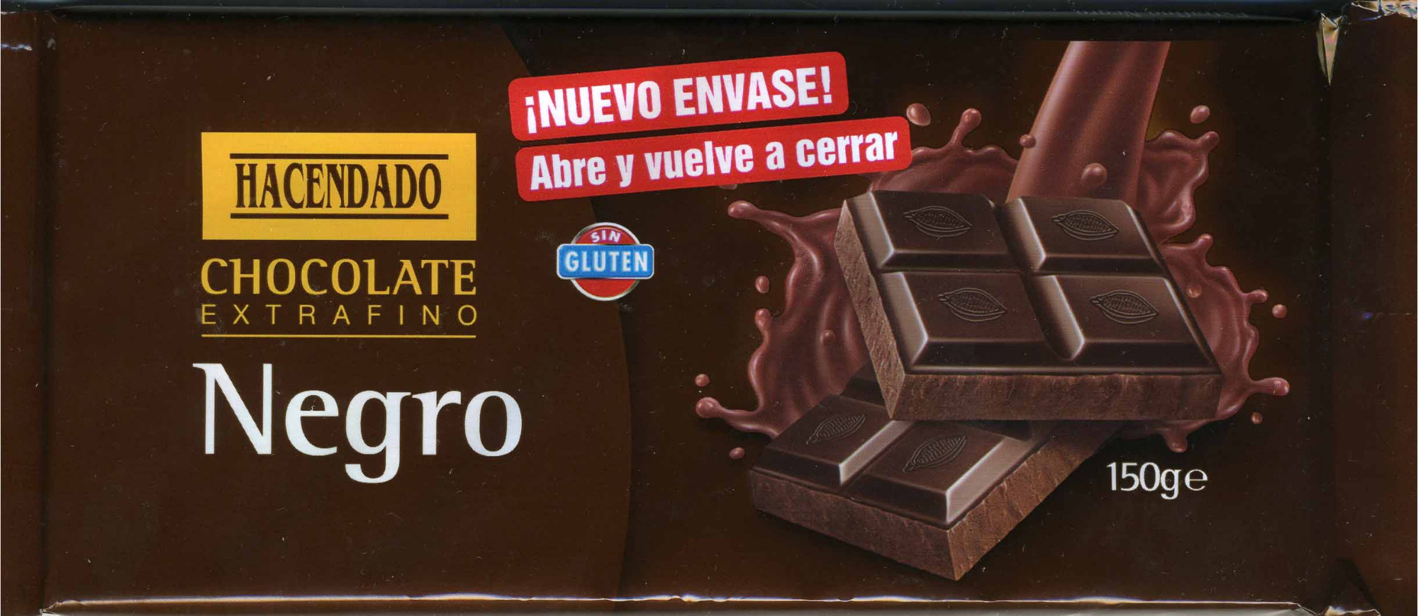 Chocolate extrafino negro - Product - es