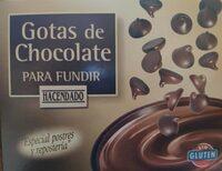 Gotas de Chocolate - Product - es