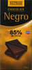 Tableta de chocolate negro 85% cacao - Producte
