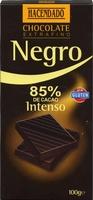 Tableta de chocolate negro 85% cacao - Produit