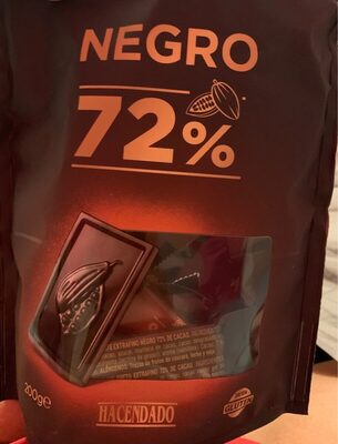 Negro 72%