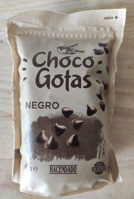 Choco gotas - Hacendado